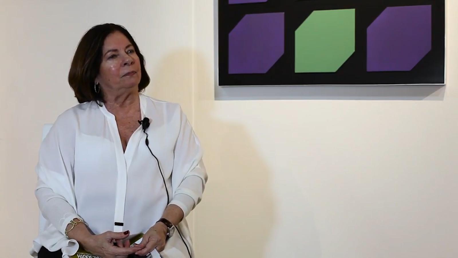 Tanya Capriles De Brillembourg