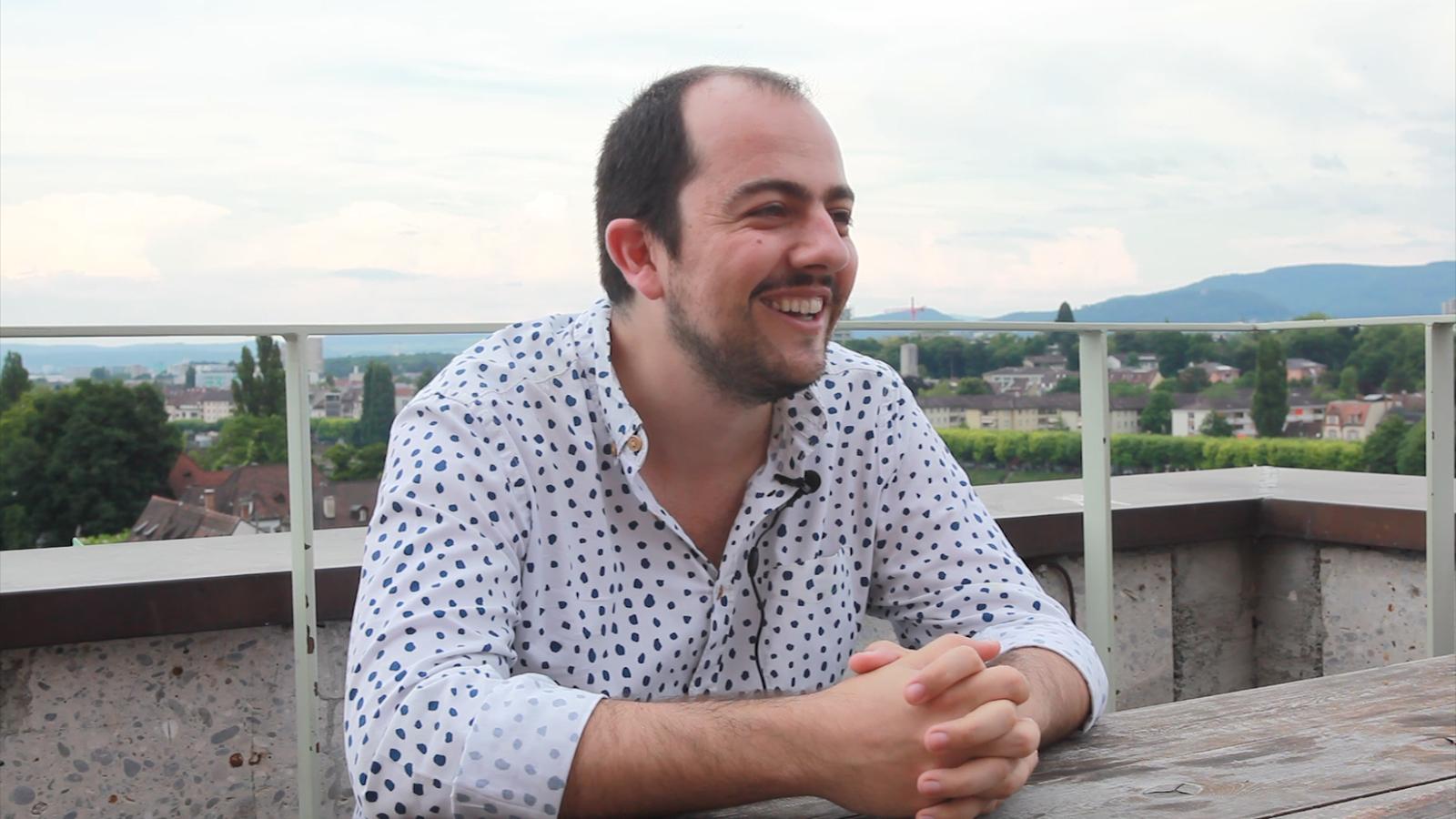 Stefan Benchoam